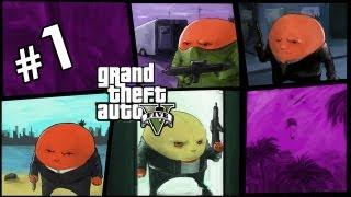 Прохождение Grand Theft Auto V [GTA V] / Walkthrough GTA 5 (XBOX 360) - #1