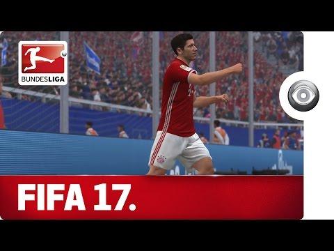 Hamburger SV vs. FC Bayern - FIFA 17 Prediction with EA SPORTS