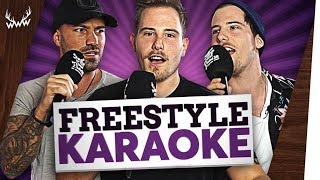 Anal-Bleaching & Ed Sheeran | FREESTYLE KARAOKE (mit 2Bough)