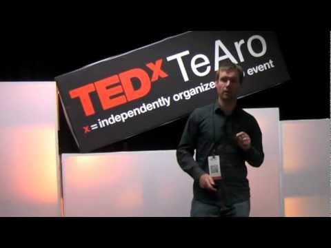 Why social enterprise is a good idea, and how we can get more of it: Alex Hannant at TEDxTeAro