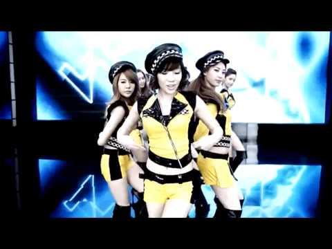 Girls' Generation - Mr. Taxi Korean Unofficial Mv video
