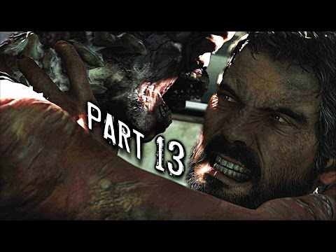 The Last Of Us Remastered Gameplay Walkthrough Part 13 - Among Thieves (PS4)