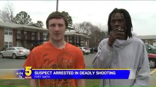 Shooting Leaves One Dead Fort Smith Police Arrest Suspect  Fort SmithFayetteville News  5newsonline