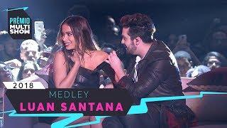 Sofazinho + A + Vingança | Luan Santana | Prêmio Multishow 2018