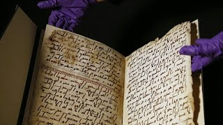 People leaving islam - The Oldest Quran Found !!!