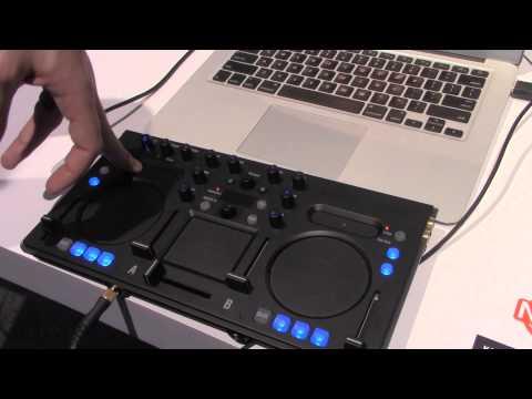 #KorgUSA Kaoss DJ Controller: By Jaren Novacek of the Disc Jockey News