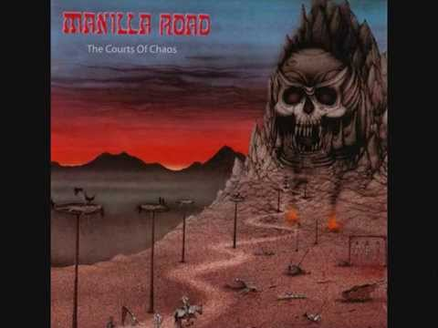Manilla Road - Road to Chaos