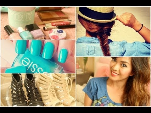 April Favorites 2013!  Makeup, Nail Polishes, Fashion, etc. - ThatsHeart