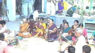 Sri Lalithamba Laksharchana --Kamakshi Mandali-Songs
