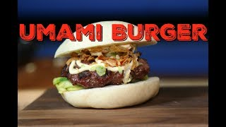 ULTIMATE UMAMI BURGER - Wagyu Beef Burger