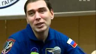 Cosmonaut craved hot tea on return to Earth