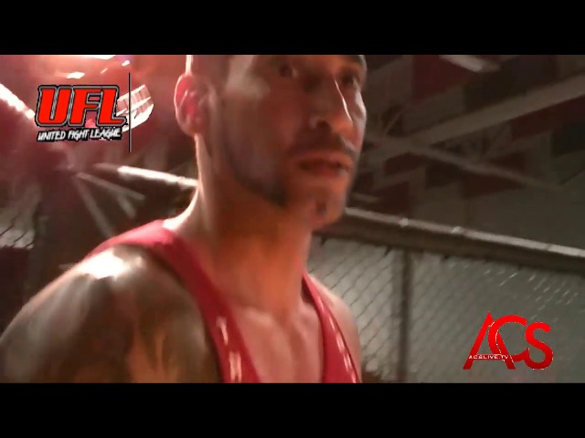 ACSLIVE.TV Presents United Fight League  Darryol humphry Vs Loc Houck