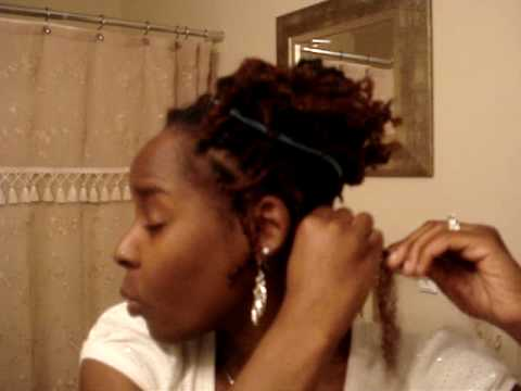 How to Do Fluffy Twist & How I Moisturize them!!