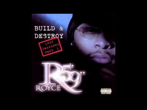 Royce Da 59 - All I Wanna Do