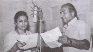 Rafi and Suman_Naaraazgi Aapki (Unees Bees; Rajesh Roshan, Amit Khanna)