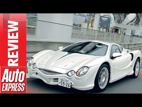 Japan's answer to Ferrari - Mitsuoka Orochi