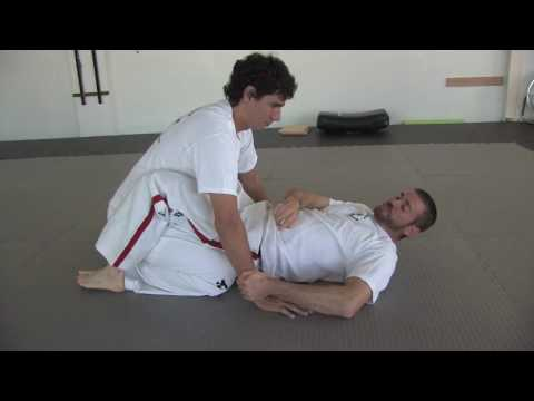 Closed Guard Brazilian Jiu-Jitsu Techniques Image 1