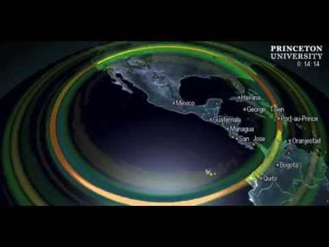 S0 News April 19, 2014: Solar Flare, Big Quakes, Cyclone Formation