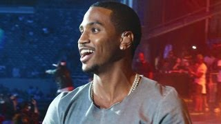 TREY SONGZ performs at Hot97 Summer Jam 2014