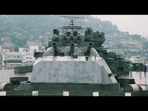 戦艦大和ロケセット Battleship YAMATO location set 山本五十六 - YouTube