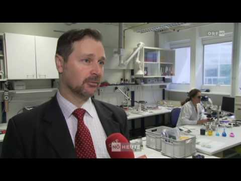 Illegaler Privat Online Handel mit Medikamenten, Christoph Baumgärtel AGES