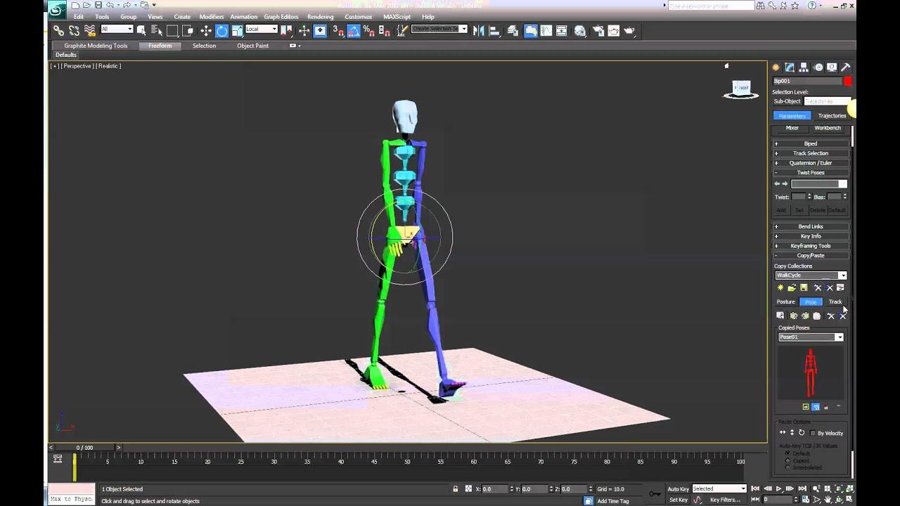 3ds как сделать анимацию 207