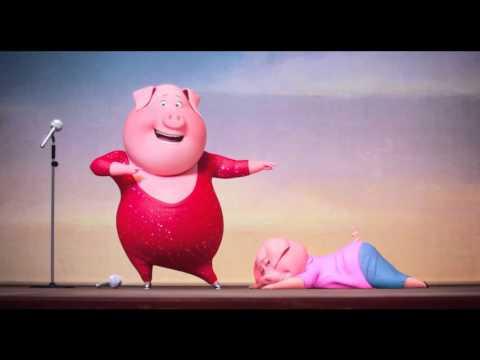 Sing Official Teaser Trailer 2016 Matthew McConaughey, Scarlett Johansson Animated Movie HD