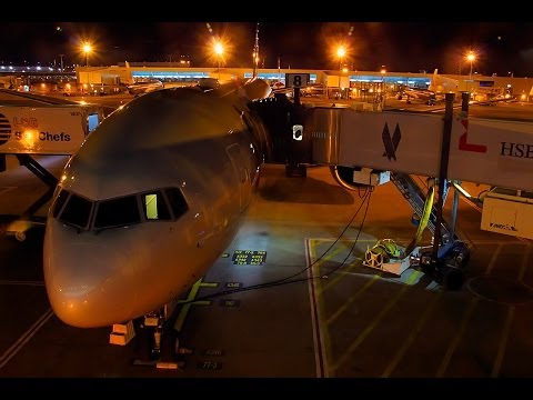 American Airlines 777-300ER JFK-LHR Flight Experience