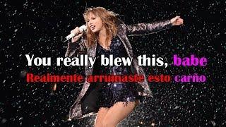 Download Lagu Sugarland, Taylor Swift - Babe (Lyrics & Letra En Español) Gratis STAFABAND