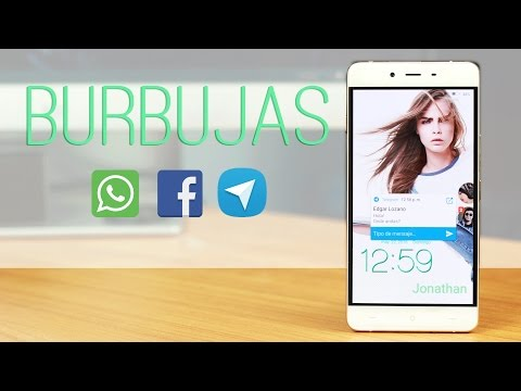 MEJORES APLICACIONES | Burbujas Whatsapp, Telegram, Facebook | Tu Android Personal