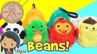 Cutie Beans Collectible Mini Plush Toys
