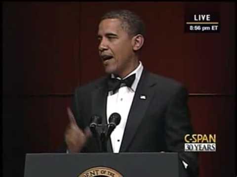 (Complete) President Obama Radio & TV Correspondents' Dinner