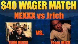 1v1 UMG $40 Wager Match - NexXx vs Jrich