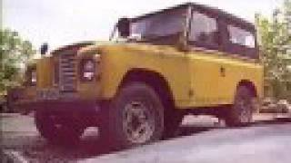 Land Rover Series II Coldstart
