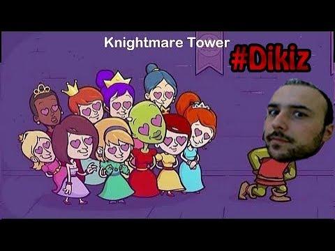Yaratıktan Prensese Zıplayan Şövalye - Knightmare Tower # Dikiz