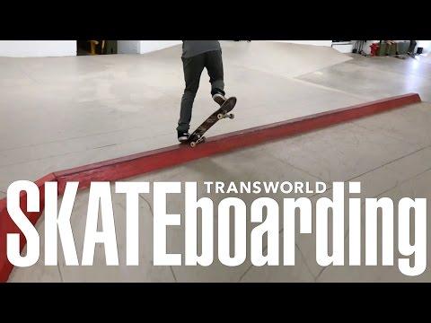 #TWSstaffSession #41 Skateboarding At Work