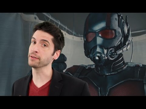 Ant-Man teaser trailer review
