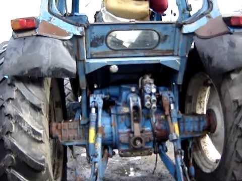 Ford 8210 4wd Tractor For Sale Youtube