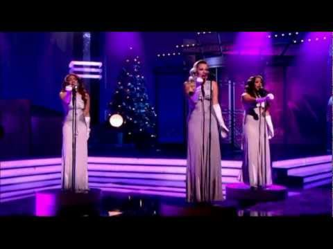 Stooshe - Black Heart (Live Steppin&#039; Out with Katherine Jenkins)