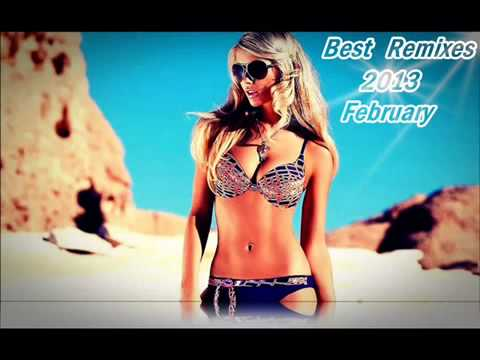 Best Remixes of 2013 February Tom Boxer,David Guetta,Pitbull,Ke$ha,Dj Antoine,Flo Rida, + tracklist