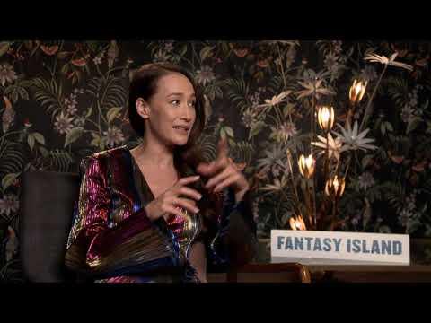 Maggie Q Talks Fantasy Island