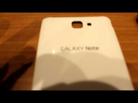 Review Ghost Armor for Galaxy Note Vs ZAGG Full body coverage PT 2 of 3 Final