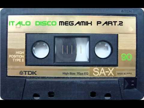 Italo Disco Megamix Part 2