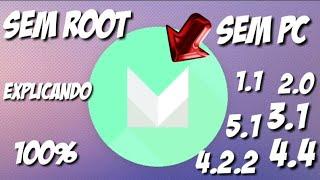 Como atualizar o seu Android sem root e sem pc para a versão 6.0 (marshmallow)