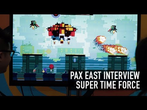 Super Time Force - PAX East 2013