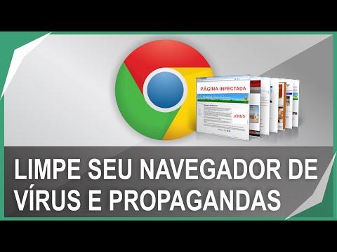 Como limpar o navegador de vírus. erros e propagandas indesejável [ATUALIZADO]