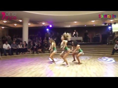 One Dance Ladies Dance Performance - Noche De Rumba by One Dance