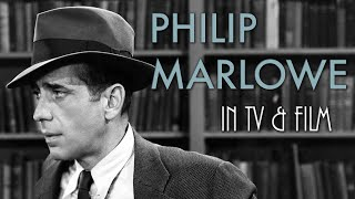 PHILIP MARLOWE in TV & Film