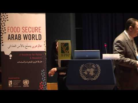Food Secure Arab World (Arabic) - Al-Dardari/Muhadinovic