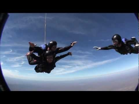Livin La Vida with Stella and Stuart Skydive Miami Adventure